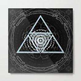Spiritual Equanimity 01 Metal Print