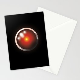 Hal 9000 Stationery Cards