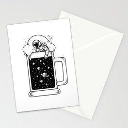 The Universe is Lit Stationery Cards