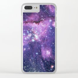 Small Magellanic Cloud Clear iPhone Case