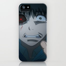 tokyo ghoul iPhone Case
