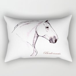 BOULONNAIS HORSE Rectangular Pillow