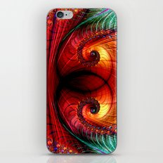 The Eyes Have It Fractal iPhone & iPod Skin