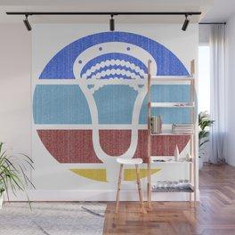 Lacrosse TeePee Fade Wall Mural