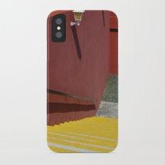 Cuban hotel iPhone X Slim Case
