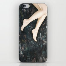 The Smallest Oceans iPhone & iPod Skin