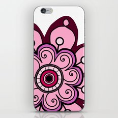 Flower 07 iPhone & iPod Skin