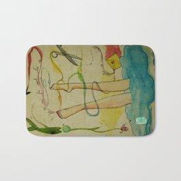 Floating Bath Mat