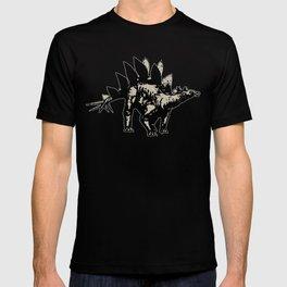 ChocoPaleo: Stegosaurus T-shirt