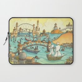 Ship City Laptop Sleeve