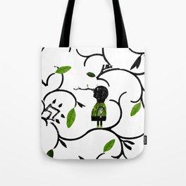 Pinoccio Tote Bag
