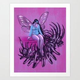 Cintheronia Art Print