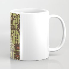 World of robots. Mug