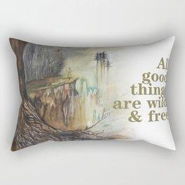 Illusion Rectangular Pillow