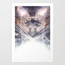 Panspermia 2 Art Print