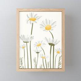 Summer Flowers III Framed Mini Art Print