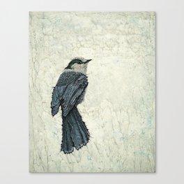 Canada Gray 1 Canvas Print