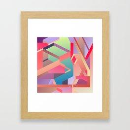 Maskine 24 Framed Art Print