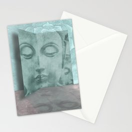 Gallery Buddha Stationery Cards