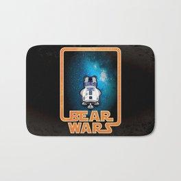Bear Wars - GRRR2D2 Bath Mat