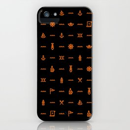 Boats 'N Hoes iPhone Case