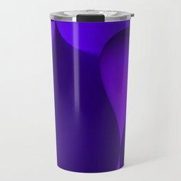 the color lilac Travel Mug
