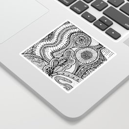 Trapt Sticker