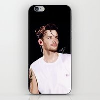 louis iPhone & iPod Skins featuring Louis. by artisticfanny