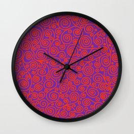 Friday Wall Clock