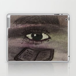 The eyes of Yeshua Laptop & iPad Skin