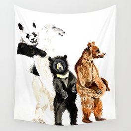 Bare Necessities Wall Tapestry
