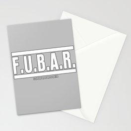FUBAR Stationery Cards