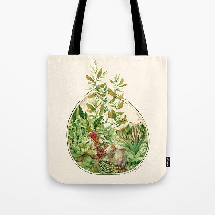 Terrarium Tote Bag