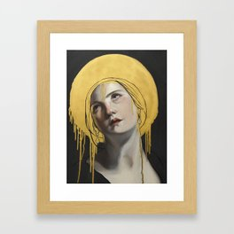 Sainthood Framed Art Print