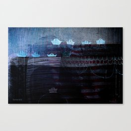 At Lumurmu ships Canvas Print
