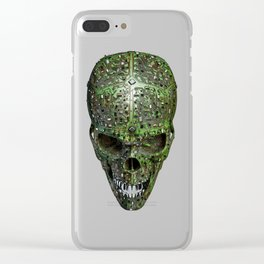 Bad data Clear iPhone Case