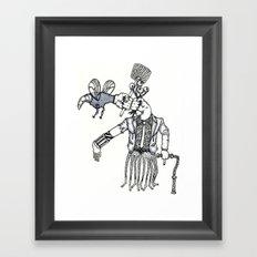 03/12/16 Framed Art Print