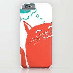 Me Want Fish iPhone 6s Slim Case