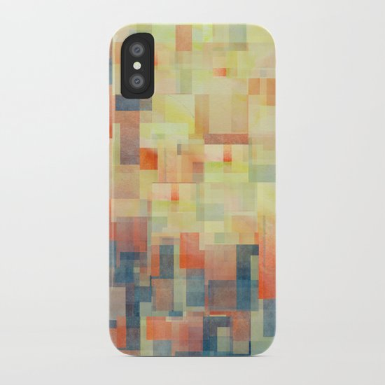 Cubism Dream (Brush Fire Remix) iPhone Case