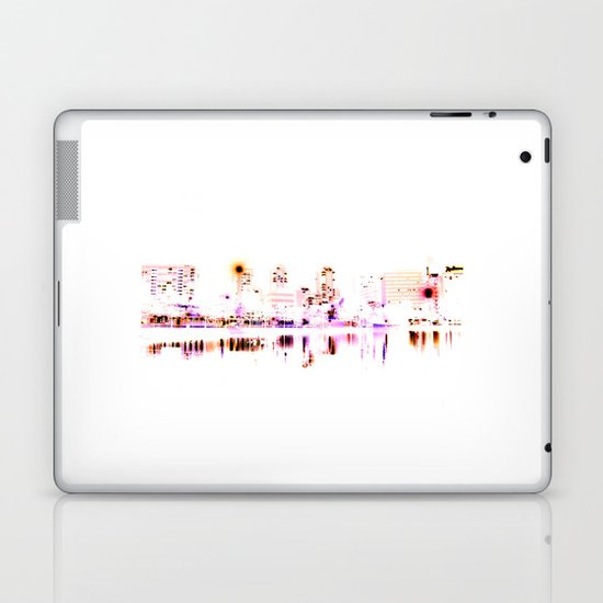 white harbor VI. Laptop & iPad Skin
