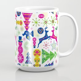 Merry & Bright Coffee Mug