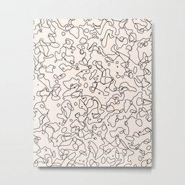 Randomness #society6 #decor #buyart #83oranges Metal Print