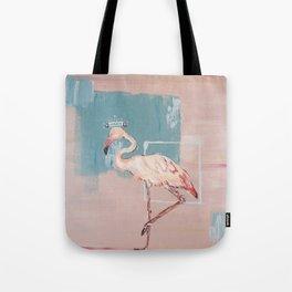Fuchsia Prince Tote Bag