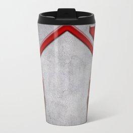 house holding Travel Mug