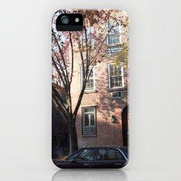 Organic Brownstone iPhone Case