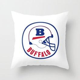 HELMET Throw Pillow