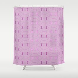 Adobe Shower Curtain