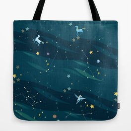 Fantasy universe Tote Bag