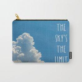 Sky's the limit - cloudscape Carry-All Pouch