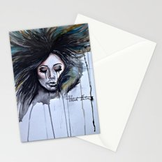 Nightmares Take Over Stationery Cards